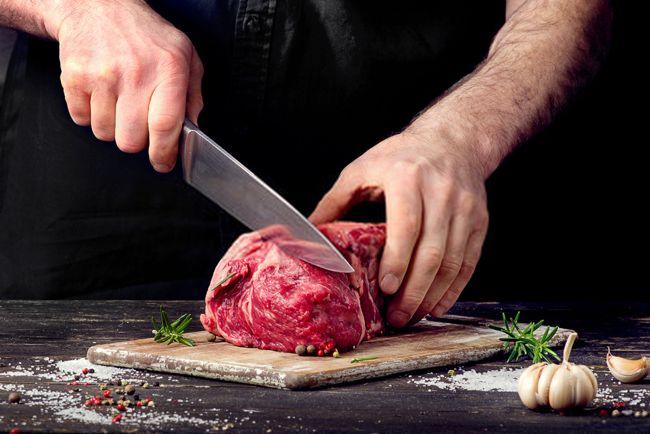 coltello da chef