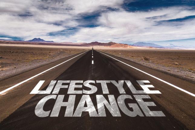 cambiare la propria vita