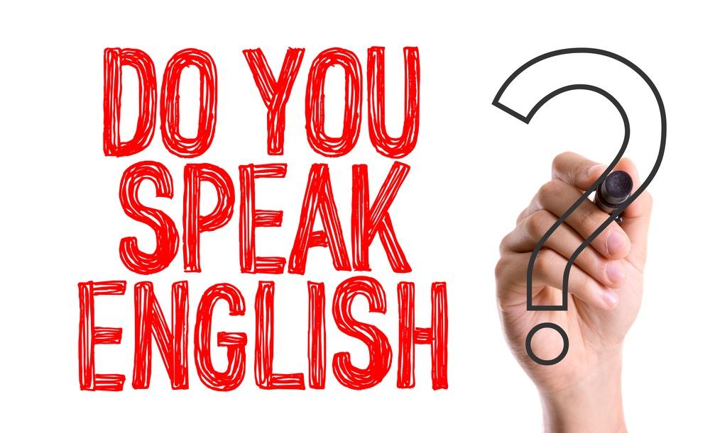 imparare la lingua inglese