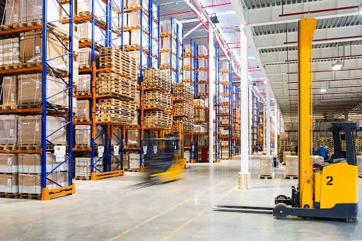corso formativo per la gestione logistica dei magazzini