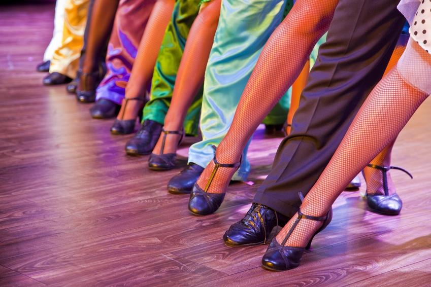 tipi di scarpe da ballo