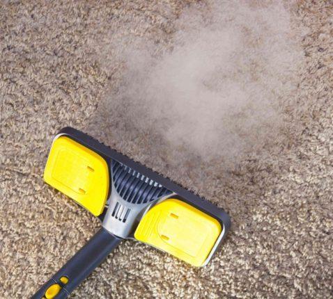 pulizie industriali con vapore
